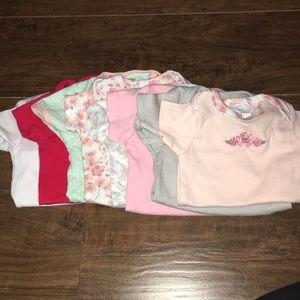 Other - Baby girl onesies